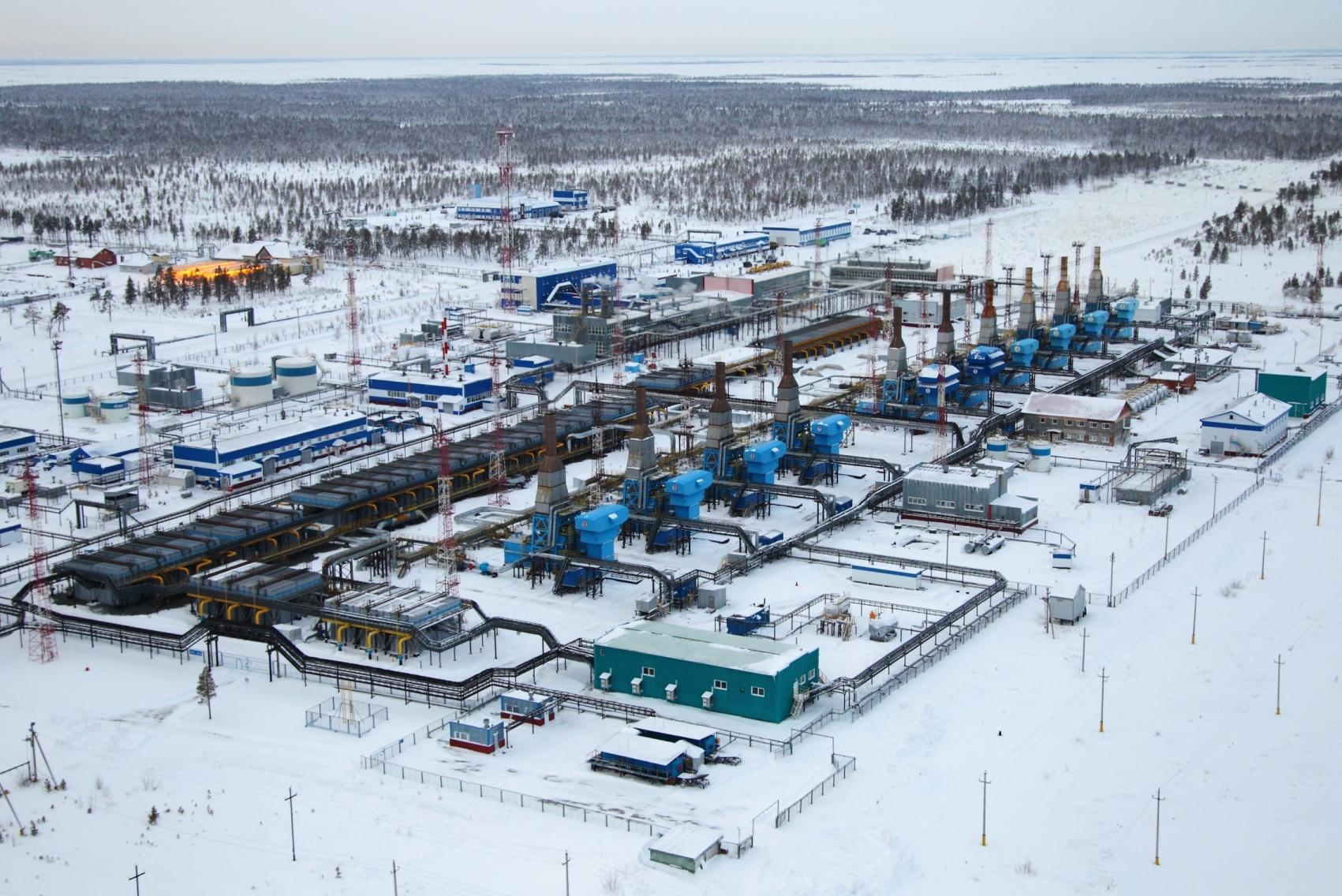 Губкинский газовый промысел начал прием и подготовку газа ...: http://neftegaz.ru/news/view/107312