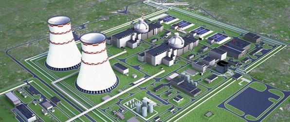 Проект Курской АЭС-2