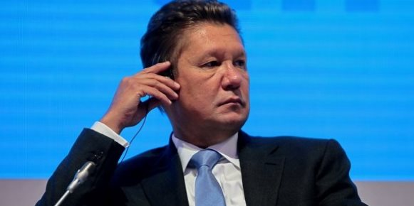 Глава, Газпром, Миллер