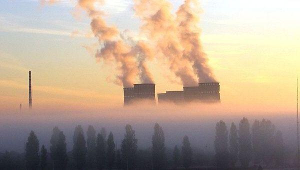 Ровенская АЭС на Украине