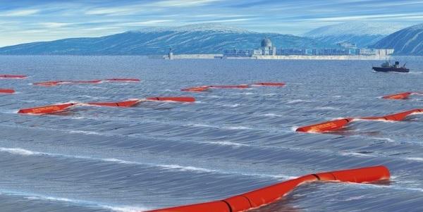 Китай летом 2015 г начнет строительство 3 опытных волновых электростанций