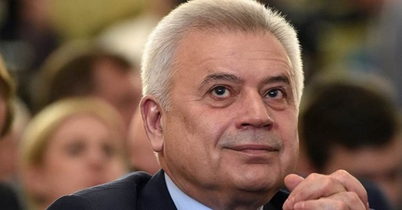Президент Лукойла Вагит Алекперов