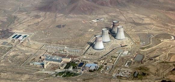 Армянская (Мецераморская) АЭС