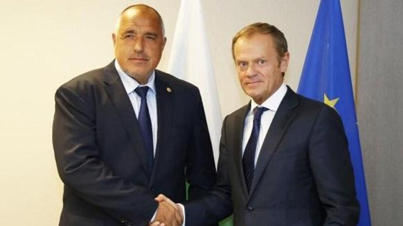 Порошенко: Украина иБолгария будут работать над запуском общего пассажирского ж/д сообщения