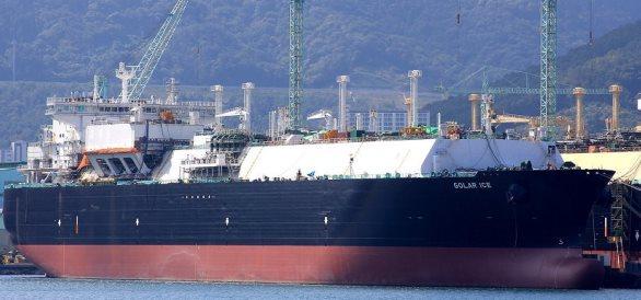 Скоро танкеры - газовозы в Египте будут вставать под загрузку. Страна хочет потихоньку отказаться от импорта СПГ