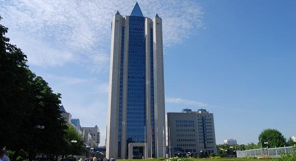 Здание Газпрома