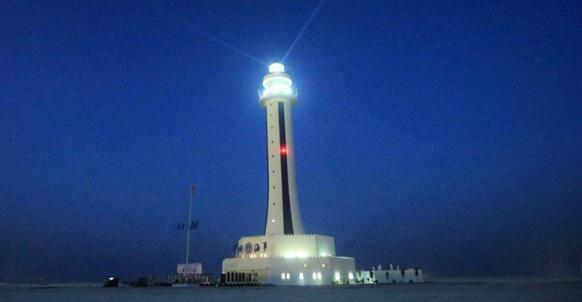 маяки Южно - Китайское море