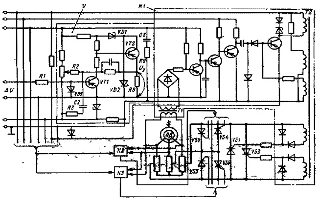схема электрооборудования мотоцикла иж планета 4.