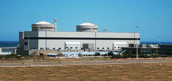 АЭС Коберг в ЮАР
