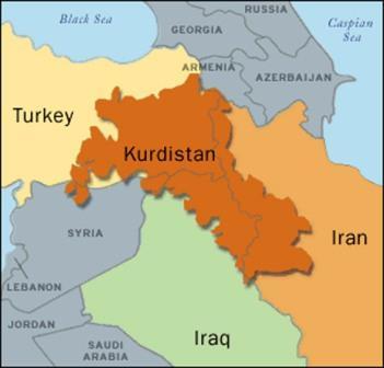 Референдум курдов: мир против, Израиль - за