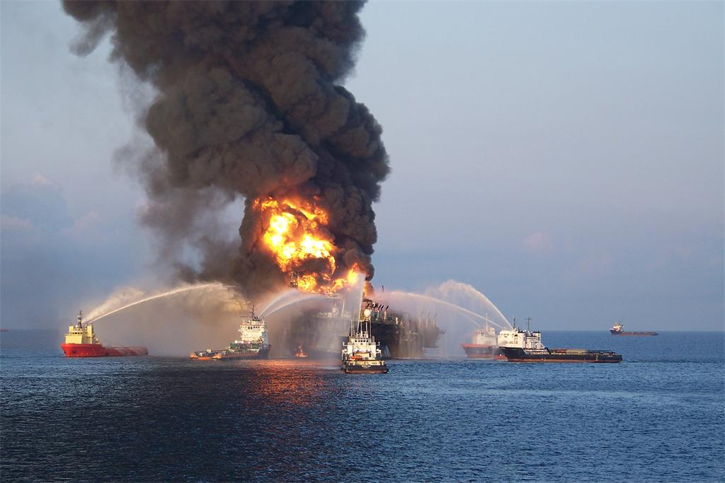 an analysis of the problem with the chemistry in the gulf of mexico