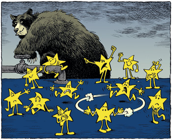 """eu russia relations mutual dependence in a Europe """"isolates"""" putin considers """"reframing"""" energy relations of supply and reduce dependence on russia gas relations with the eu and."""