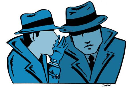 Wi-fi Spies