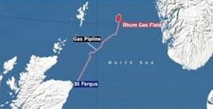 Великобритания вынуждена разрешить добычу газа на месторождении Rhum в Северном море. Несмотря на санкции против Ирана