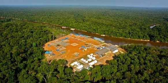 Роснефть с опозданием приступила к бурению 1-й разведочной скважины на проекте Солимойнс