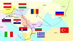 А.Миллер: Газпром может проложить Южный поток в Австрии