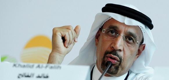 Глава Минэнерго Саудовской Аравии Халид аль-Фалих
