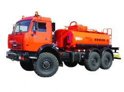 Автоцистерна АЦ-56151-010-30 предназначена для транспортировки и кратковременного хранения светлых нефтепродуктов...