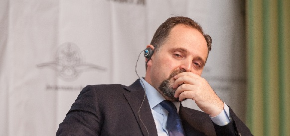 Минприроды РФ, Сергей Донской