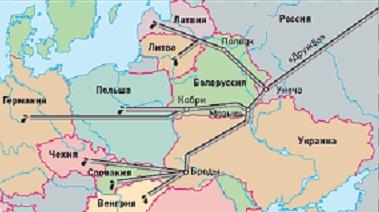 """На вопрос о том, хочет ли Транснефть купить белорусскую часть Дружбы, М. Барков лаконично ответил:  """"Можем """" ."""