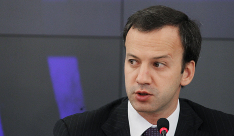 аркадий дворкович, вице-премьер, РФ