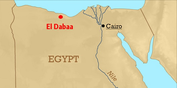 Египет, АЭС, Эд-Дабаа
