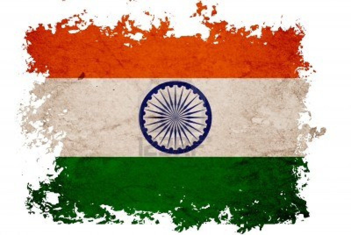 Indian Flag With Different Views: India Approves Auction Of 60 Oil And Gas Fields // Asia