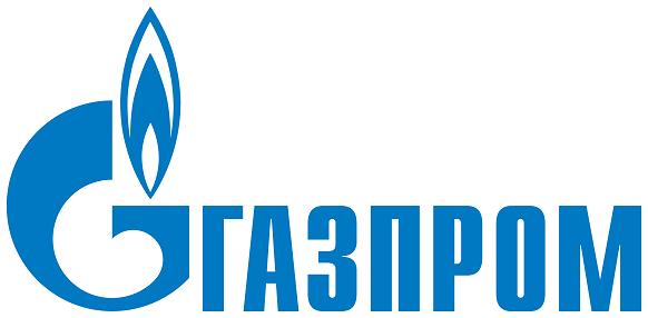 Логотип, Газпром,