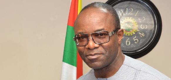 Министр нефти Нигерии Эммануэль Ибе Качикву