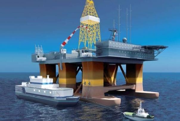 плавучая АЭС в Южно - Китайском море