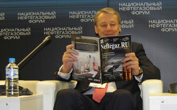 Глава Башнефти Александр Корсик