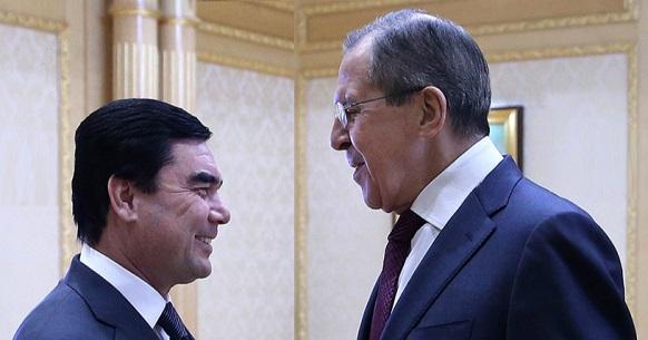 Встреча С.Лаврова и Г.Бердымухамедова пока не добавила ясности по туркменскому газу. Но не это главное