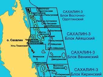 На Сахалине-3 обнаружены крупнейшие шельфовые запасы нефти в России