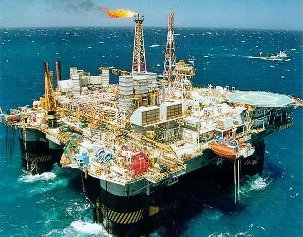 Морские буровые основания и установки