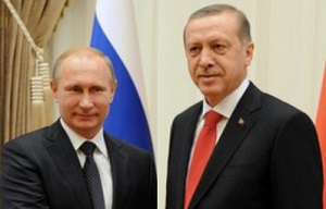 В. Путин остановил Южный поток