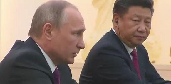 В 2016 г во время визита В. Путина в Китай не удалось подписать контракт по газопроводу Сила Сибири 2. Сейчас этот вопрос даже не поднимается