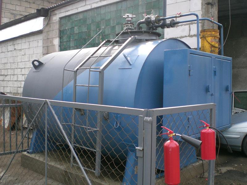 Монтажом резервуаров называется производственный процесс, связанный со сборкой и установкой оборудования...