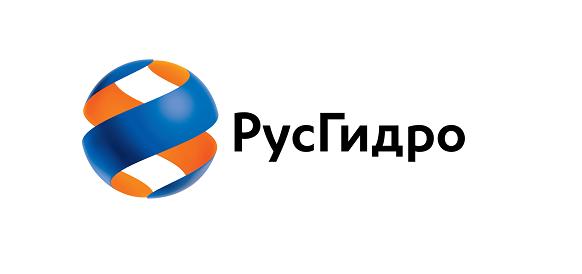 Логотип РусГидро
