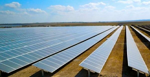 СЭС, солнечные панели, солнечная электростанция