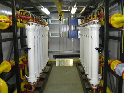 Технологии Грасис для подготовки природного и попутного газов к транспорту.  Подготовка попутного нефтяного газа и...