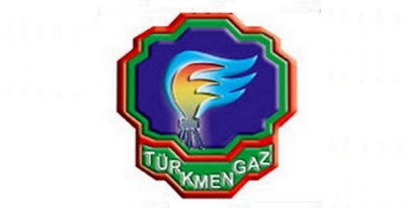 Туркменгаз, логотип