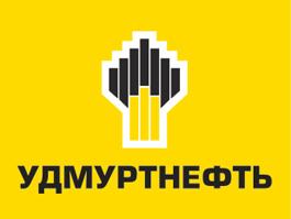 Логотип Удмуртнефти