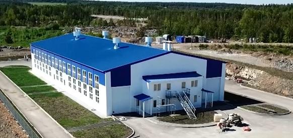 Компания «Ин Пласт Полимер» к 2020 г. запустит производство гофрированной  трубы в Краснотурьинске Свердловской области. df1ac8ef936