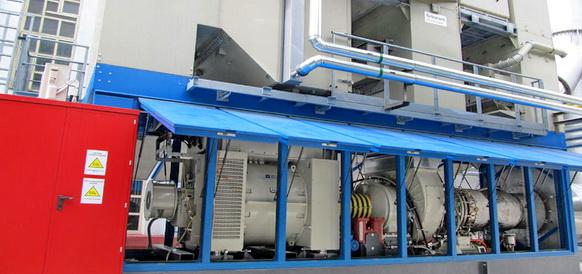 Комплексная газоподготовка для автономных центров энергоснабжения промышленных предприятий