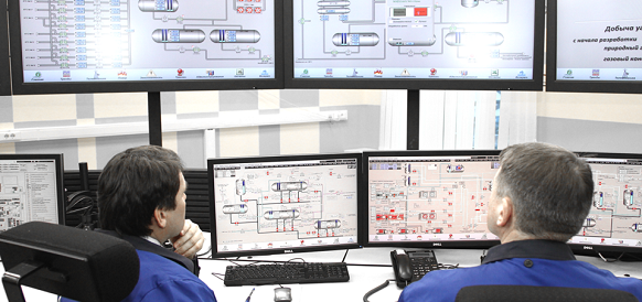 KVM оборудование ADDER INFINITY для организации центров мониторинга,  ситуационных и диспетчерских центров в нефтегазовой отрасли