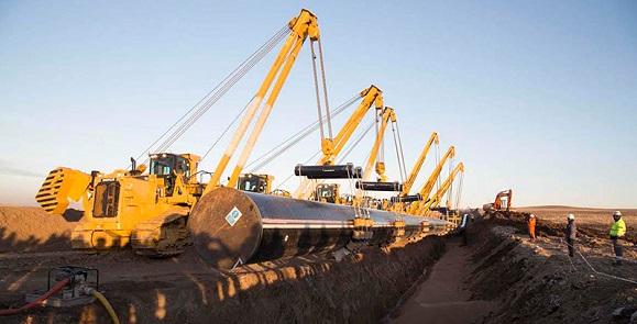 Совдир ЕБРР одобрил инвестиции в«Южный газовый коридор» вобъеме $500 млн