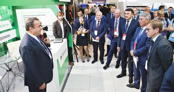 Цифровая экономика будет основной темой нефтегазового форума