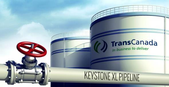 Госдепартамент США дал добро навозобновление проекта KeystoneXL