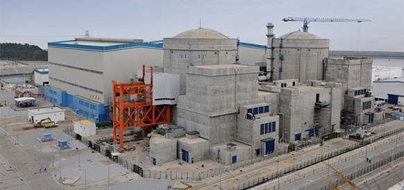 АЭС Янцызян в Китае