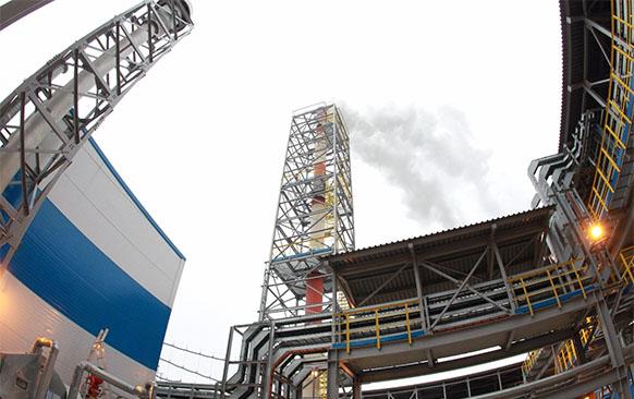 ВБашкирии открылся новый завод попроизводству акриловой кислоты